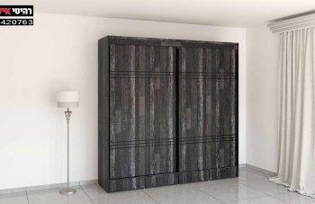 ארון הזזה 2 דלתות Z-6