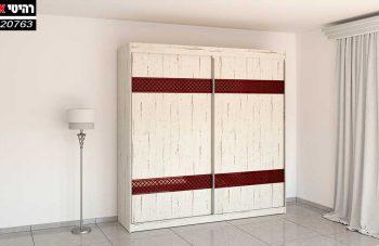 ארון הזזה 2 דלתות  DLH18